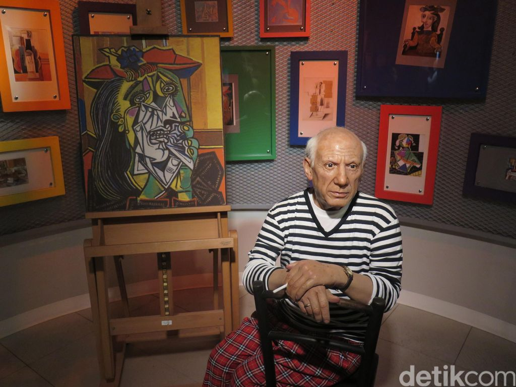 Tak Cuma Lukisan, Tulisan Tangan Pablo Picasso Juga Dilelang!