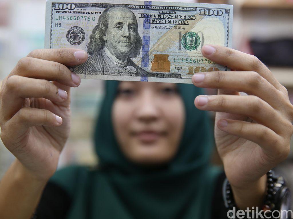 Dolar Makin Kuat, PAN Minta Jokowi Ambil Langkah Radikal