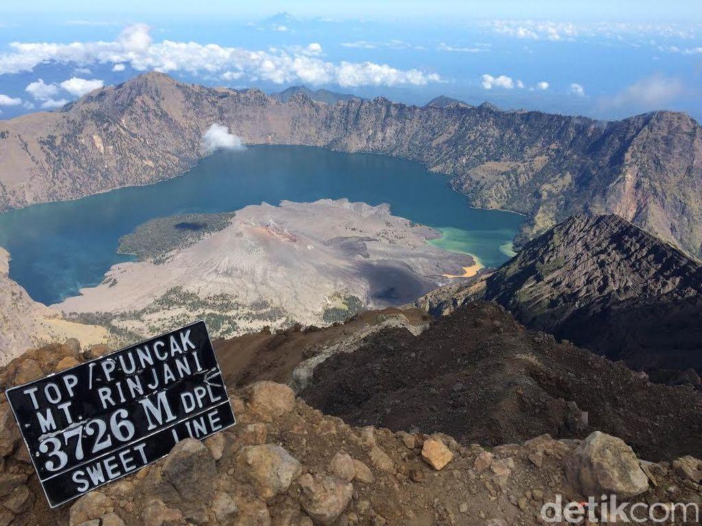Mungkin Ini Gunung Indonesia yang Terbanyak Pendaki Asingnya