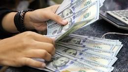 Dolar AS Dijual Rp 13.445
