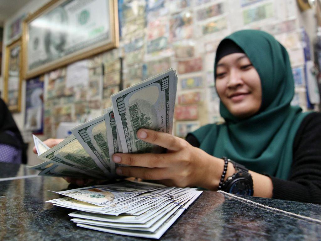 Dolar AS Masih di Kisaran Rp 13.000