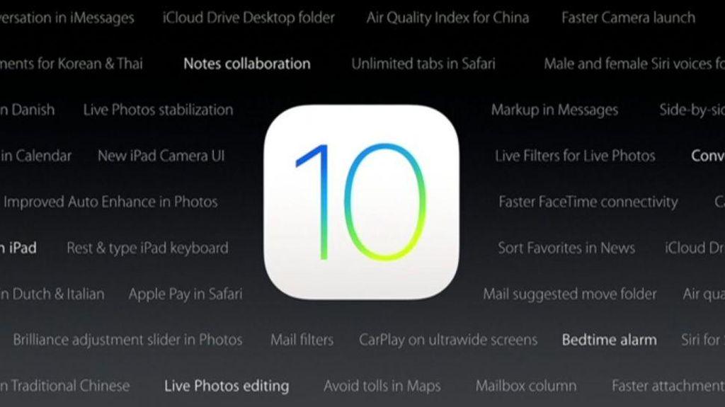 iOS 10 Resmi Dirilis, Begini Cara Instalnya
