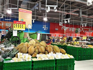 Transmart Carrefour Gelar Promo Buah Nanas