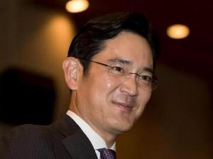 Skandal Suap Pangeran Samsung Berujung Penjara