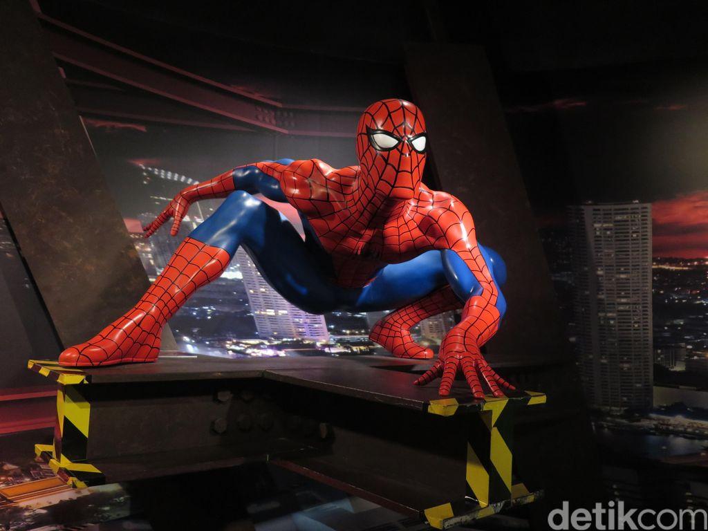 Tentang Spider-Man, Karakter Superhero yang Keluar dari Marvel