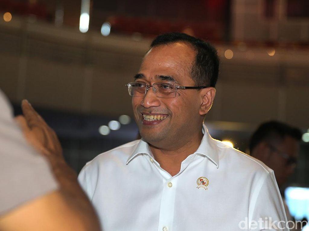 Menhub hingga Menteri PUPR Tinjau Pembangunan Bandara Kediri
