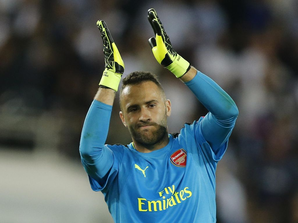 Ospina Masih Sabar Tunggu Kesempatan Main di Arsenal