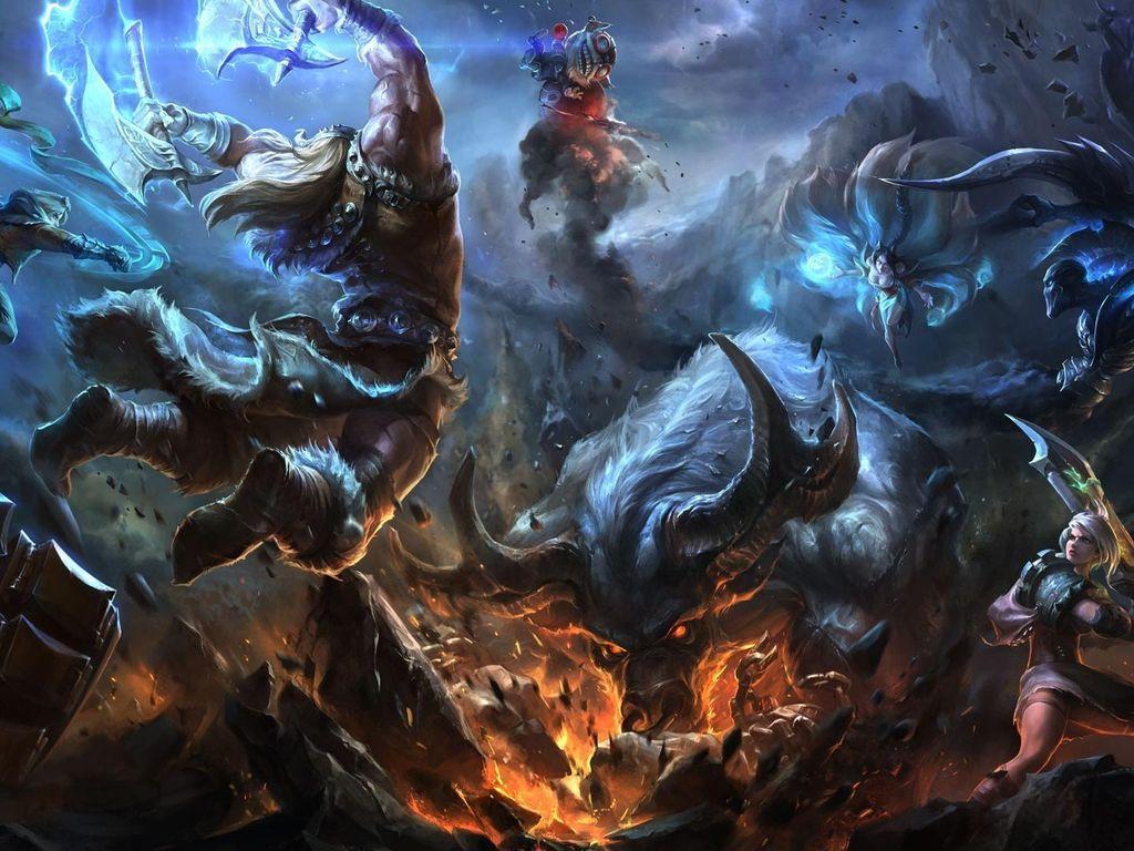 League of Legends Rambah Mobile, Eksklusif di Oppo
