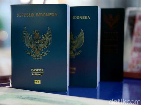 Jenis-jenis Paspor di Indonesia