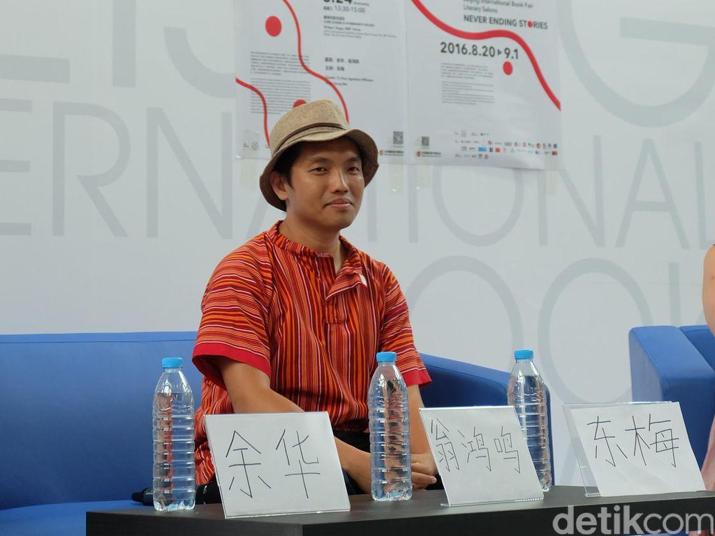 Agustinus Wibowo Kritisi Orang Asing yang Tulis Buku Perjalanan Indonesia