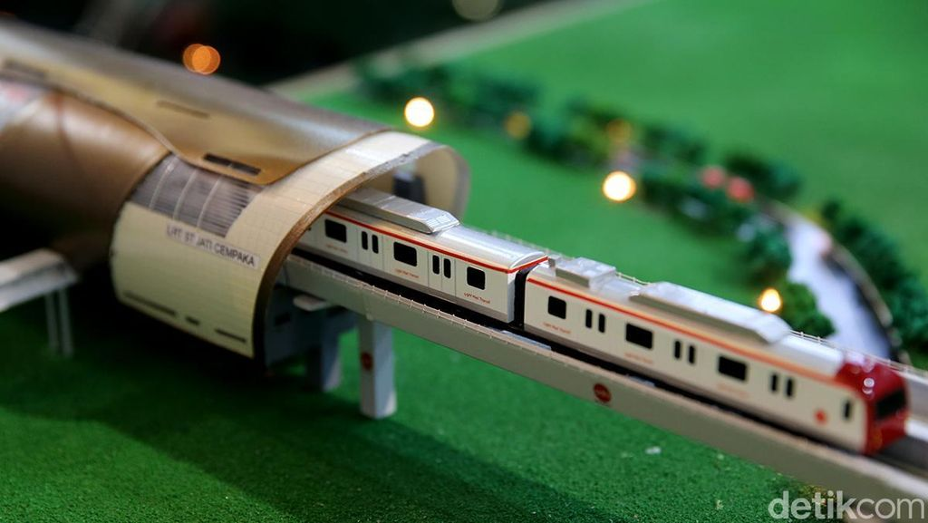 Pembangunan LRT Bandung Batal Pakai APBN 100%, Ini Langkah Pemkot