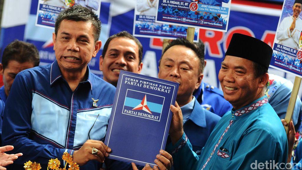 PD Dukung Firdaus-Ayat di Pilwalkot Pekanbaru