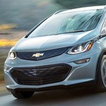Mobil Listrik Chevrolet Bolt, Tembus 383 Km