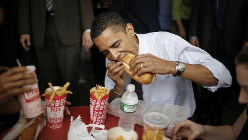 Cottage Cheese hingga Monkey Bread, Makanan Favorit Para Presiden Amerika (2)