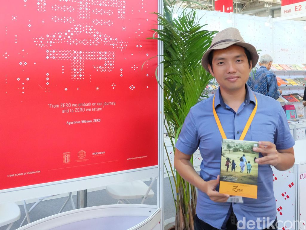 Agustinus Wibowo: Travel Writing di Indonesia Belum Lumrah