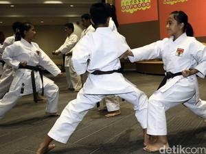 Darah-darah Muda di Tim Karate Indonesia untuk SEA Games