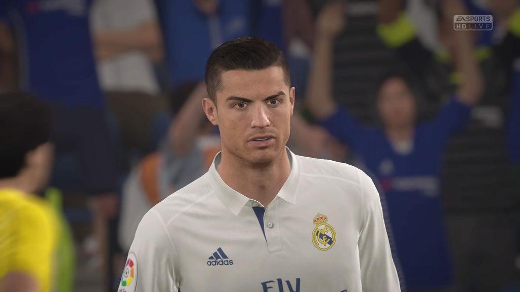 Tampang CR7, Mou & Pep di FIFA 17, Mirip?