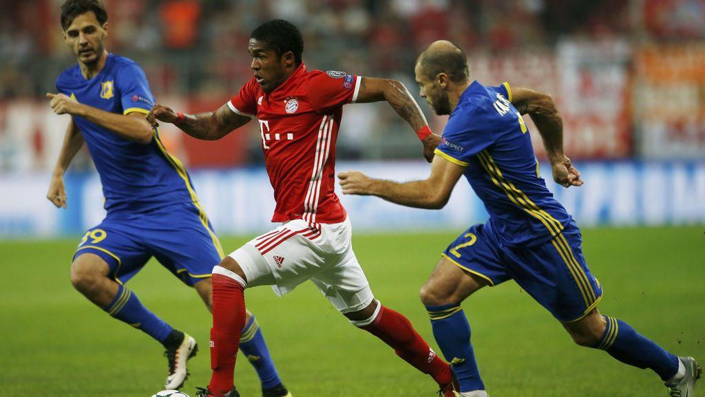 Bayern Pesta Gol 5-0 atas Rostov