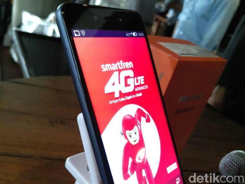 Berselimut 4G LTE, Smartfren Jamin Live Instagram di Bromo Lancar