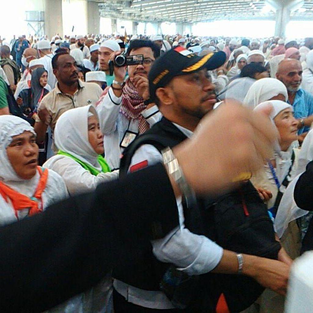 Menag: Kelancaran Haji Sampai Sejauh Ini Patut Disyukuri
