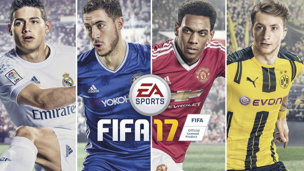 Demo FIFA 17 Sudah Bisa Di-download!