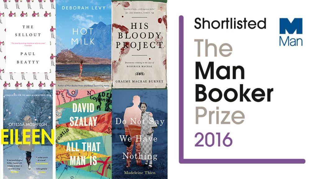 Ini 6 Penulis Nominasi Man Booker Prize 2016