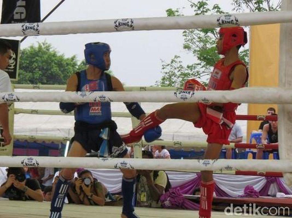 5 Manfaat Olahraga Muay Thai, Cobain Deh Pagi Ini!