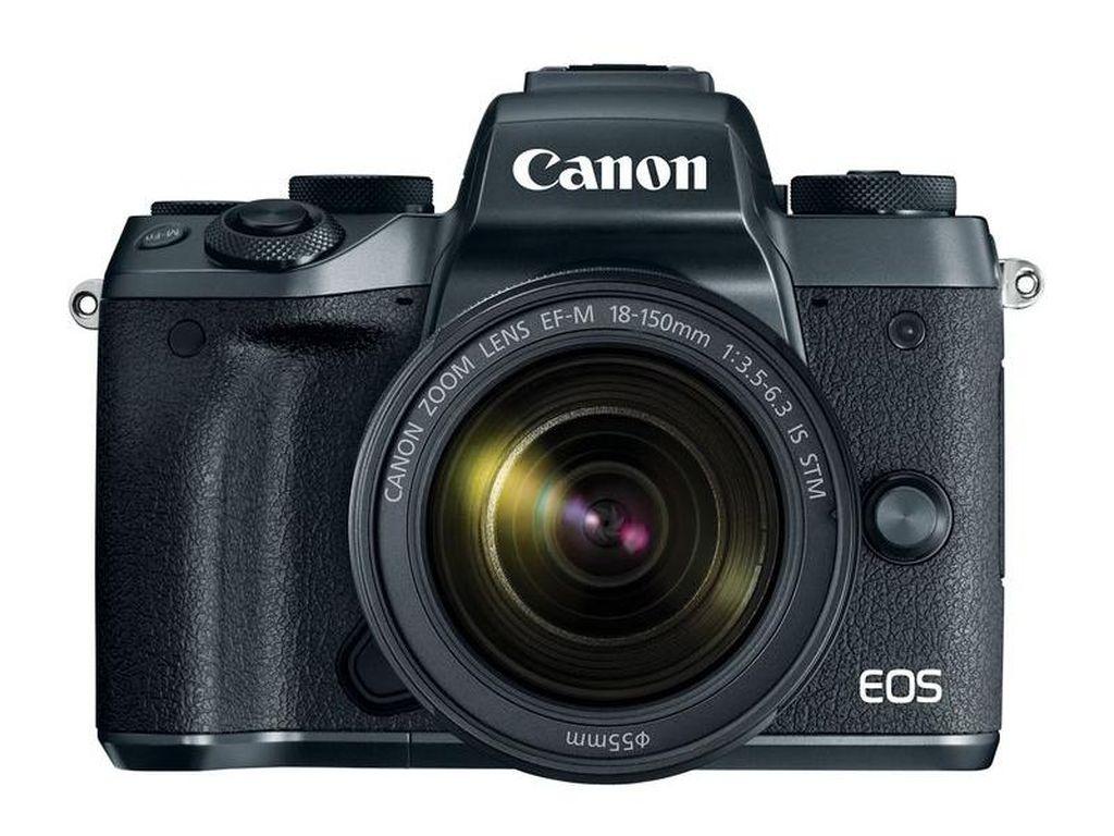 EOS M5, Mirrorless Bergaya DSLR Canon