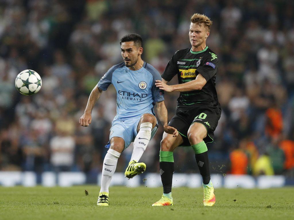 Guendogan Tak Tampik Kemungkinan Kembali ke Dortmund