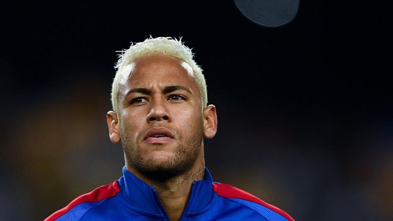 Neymar Ingin Pensiun di Flamengo