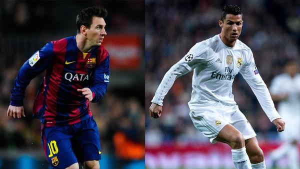 Yang Terlewat dari El Clasico: Pelukan Messi-Ronaldo