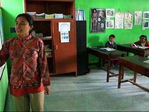 Kisah Desa di Bromo yang Tolak Pernikahan Dini dan Utamakan Pendidikan
