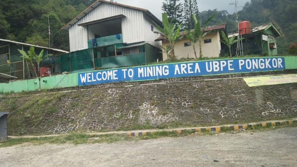 Ditambang Sejak 1994, Gunung Emas Pongkor Punya Terowongan 31 Km