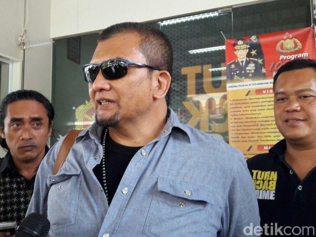 Wakilkan Gatot Brajamusti Launching Film DPO, Pemeriksaan Teman Dekat Ditunda