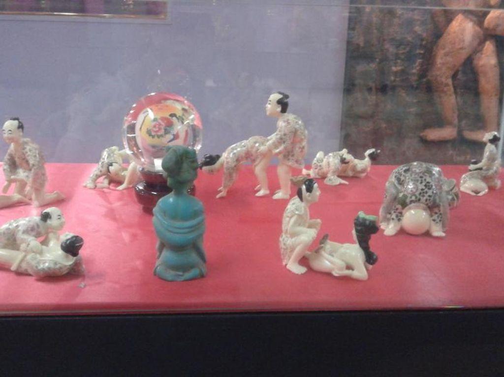 Geleng-geleng Kepala di Museum Erotis Korea Selatan