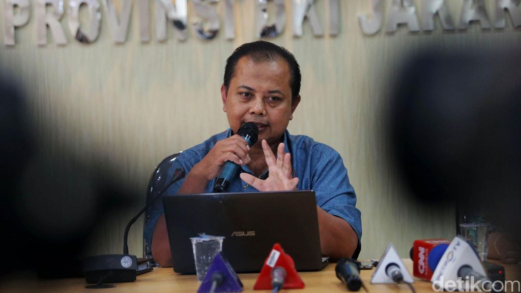 KPUD Jelaskan Pendafataran Cagub Jakarta DKI