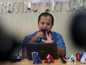 KPU DKI Gelar Pleno Penetapan Cagub-Cawagub Terpilih Hari Ini