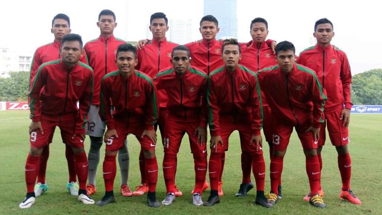 Timnas U-19 Akhiri Kiprah di Piala AFF dengan Kalahkan Kamboja