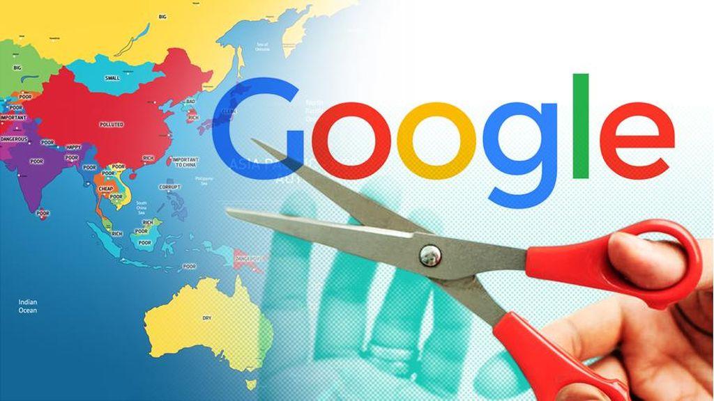 Terlalu Kecil, Pembayaran Pajak Google Ditolak Pemerintah