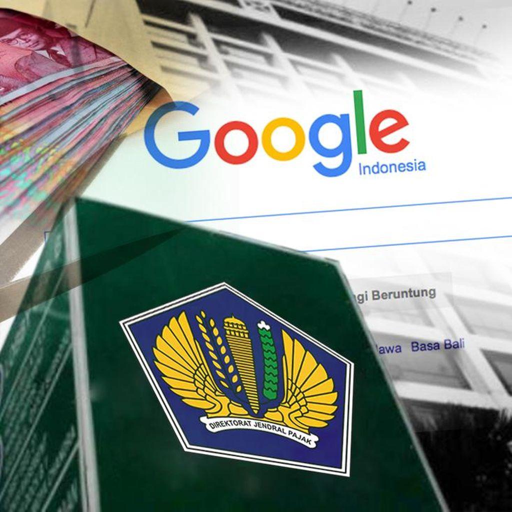 Iklan di Google Tidak Disertai Pajak