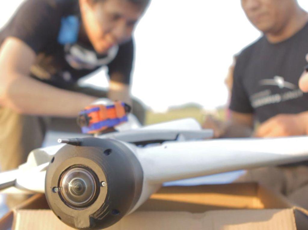 Drone Anak Bangsa Meretas Jalan Menembus Langit