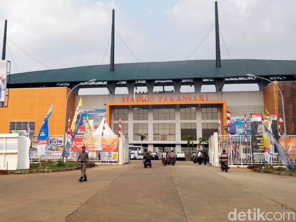 Persija Dapat Lampu Hijau Gunakan Stadion Pakansari