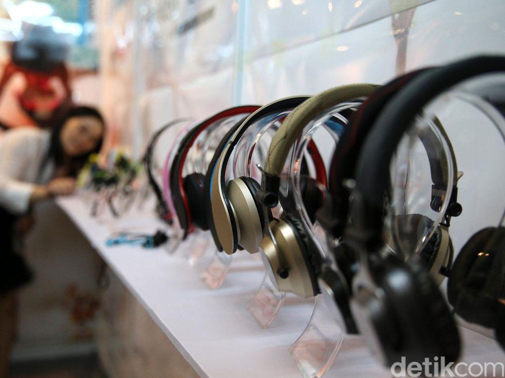 200 Pengusaha Elektronik Asia Kumpul di JCC, Pamer Apa Saja?