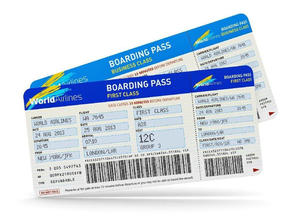 7 Maskapai Langgar Aturan Harga Tiket Pesawat