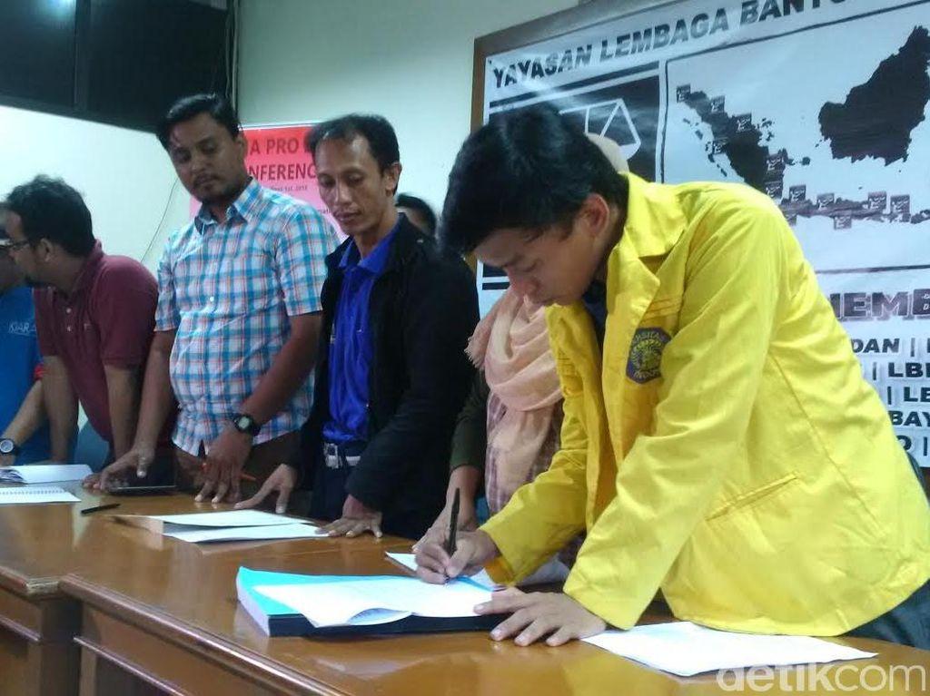 Aktivis Kirim Somasi untuk Menko Luhut Soal Reklamasi Teluk Jakarta
