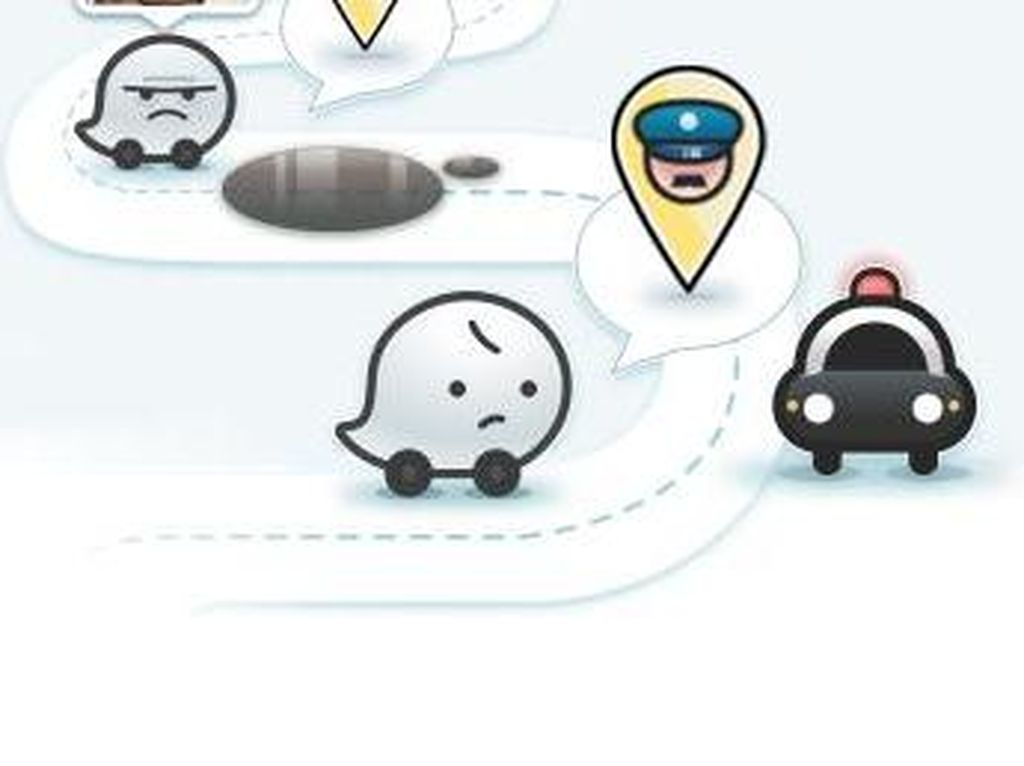 Waze Android Didukung Google Assistant