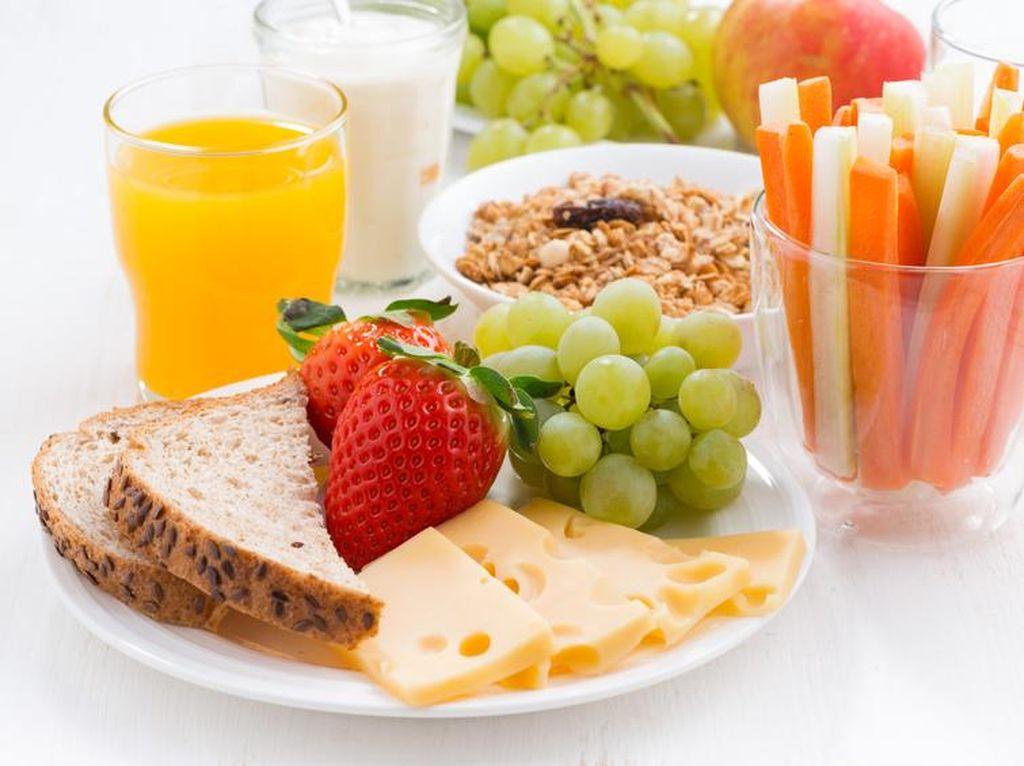 Biar Cepat Pulih, Pasien Kanker Disarankan Jaga Pola Makan Seimbang