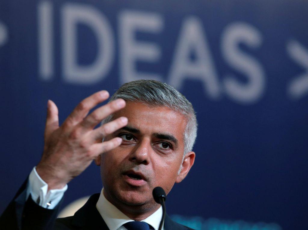 Larangan Mobil Bensin dan Diesel di London Diterapkan Lebih Awal