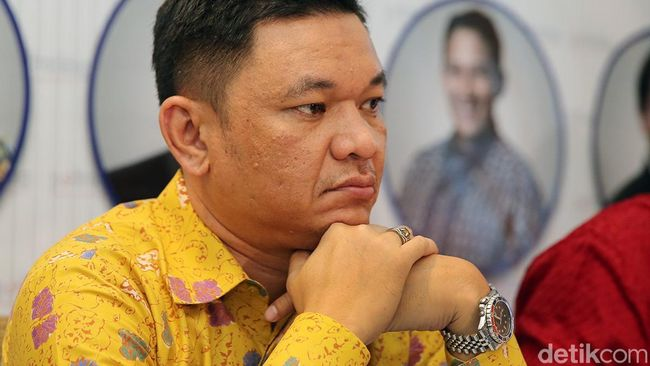 Kadernya Kena OTT Dana Bantuan Gempa Lombok, Golkar: Memalukan!