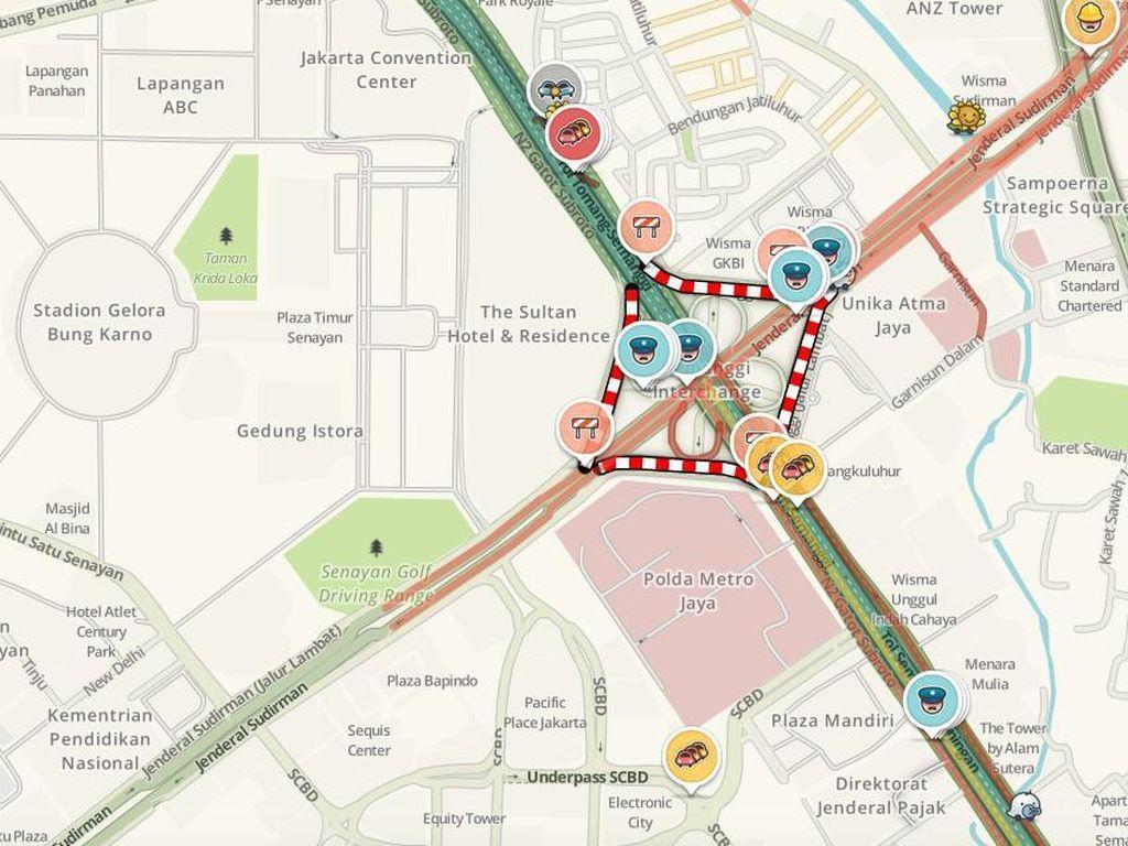 Waze Permudah Pengguna Kendaraan Selama PSBB